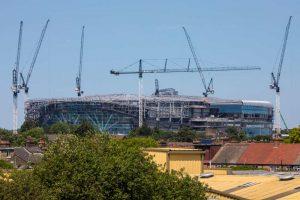 האצטדיון של טוטנהאם