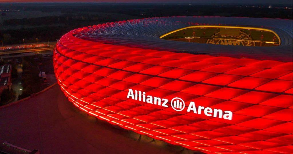 אצטדיון אליאץ ארנה