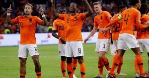 נבחרת הולנד 2020